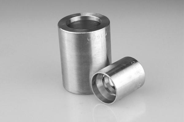 亜鉛メッキ油圧カラー